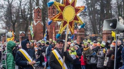 Ostrów Mazowiecka - O godzinie 13.30 rozpoczął się tegoroczny Orszak Trzech Król