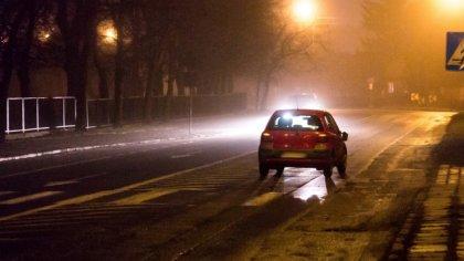 Ostrów Mazowiecka - Do potrącenia mieszkanki powiatu ostrowskiego doszło na ozna