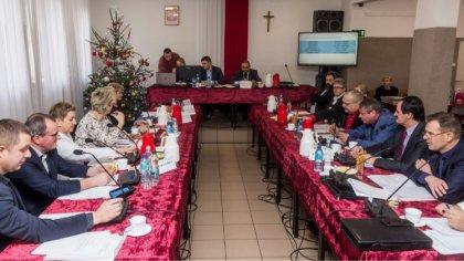 Ostrów Mazowiecka - Siedemnasta sesja rady gminy Małkinia Górna odbyła się dziś