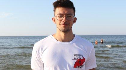 Ostrów Mazowiecka - Hubert Nakielski to zawodnik, który przyzwyczaił nas do bard