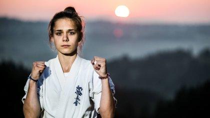 Ostrów Mazowiecka - Natalia Nalewajk od kilku sezonów notuje bardzo wartościowe