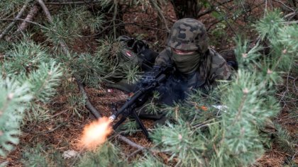 Ostrów Mazowiecka - Miniony 2019 rok był dla żołnierzy z 5 Mazowieckiej Brygady
