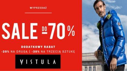 Ostrów Mazowiecka - Salony Vistula i Wólczanka w Galerii Bursztynowej po raz kol