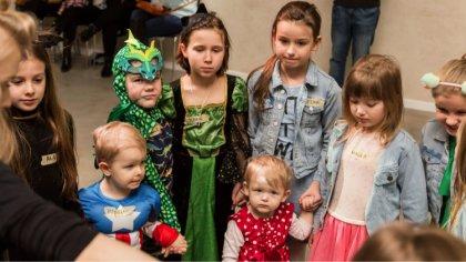 Ostrów Mazowiecka - W budynku Jatek zorganizowano dla najmłodszych mieszkańców m