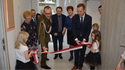 Ostrów Mazowiecka - Oddano do użytku rozbudowaną część Przedszkola Samorządowego
