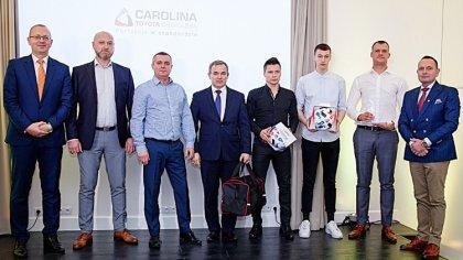 Ostrów Mazowiecka - Najlepszą drużyną minionego roku kapituła wybrała zespół, kt