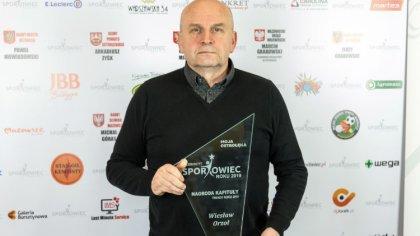 Ostrów Mazowiecka - Podczas gali plebiscytu Sportowiec Roku 2019 nagroda Trenera