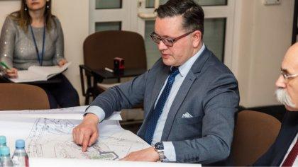 Ostrów Mazowiecka - W sali wykładowej ostrowskiego szpitala obradowała Rada Społ