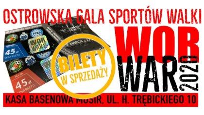 Ostrów Mazowiecka - Można już kupić bilety na kolejną odsłonę gali sportów walki