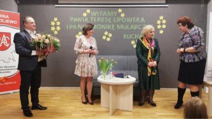 Ostrów Mazowiecka - W andrzejewskiej bibliotece z okazji Dnia Kobiet odbyło się