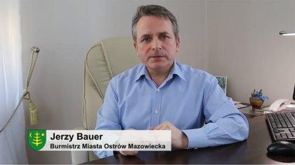 Ostrów Mazowiecka - Ostrowski magistrat zamieścił na swoich stronach apel burmis