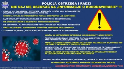 Ostrów Mazowiecka - W związku z rozprzestrzenianiem się pandemii koronawirusa fu
