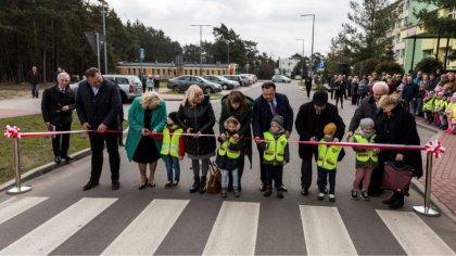 Ostrów Mazowiecka - Obok małkińskiego przedszkola samorządowego odbyło się oficj