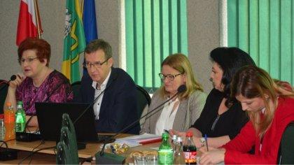 Ostrów Mazowiecka - W ostrowskim urzędzie gminy odbyło się spotkanie z sołtysami