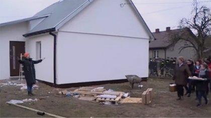 Ostrów Mazowiecka - W środę 15 kwietnia, na antenie telewizji Polsat wyemitowany