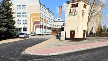 Ostrów Mazowiecka - W gminie Nur zakończono i oddano do użytku inwestycję pn.