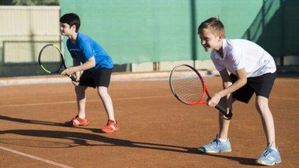 Ostrów Mazowiecka - Korty tenisowe w Ostrowi Mazowieckiej cieszą się dużym zaint