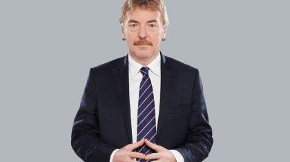 Ostrów Mazowiecka - Zbigniew Boniek, prezes Polskiego Związku Piłki Nożnej, wyst