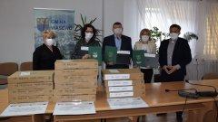Ostrów Mazowiecka - Gmina Wąsewo zakupiła 14 laptopów wraz z oprogram