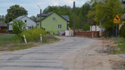 Ostrów Mazowiecka - W miejscowości Poniatowo (gmina Małkinia Górna) rozpoczęto p
