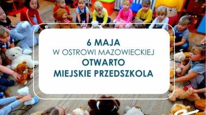 Ostrów Mazowiecka - Wychodząc naprzeciw potrzebom i oczekiwaniom ostrowskich rod