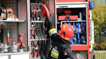 Ostrów Mazowiecka - Jednostki Ochotniczych Straży Pożarnych z terenu Gminy Ostró