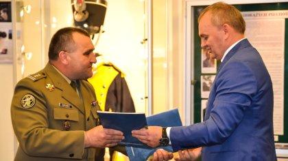 Ostrów Mazowiecka - W Komorowie 25 czerwca zostało podpisane porozumienie o wspó