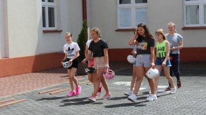 Ostrów Mazowiecka - Uczniowie klas czwartych ostrowskiej