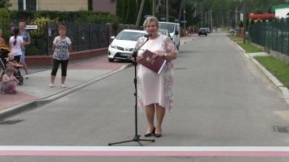 Ostrów Mazowiecka - Po kilku latach starań, ulica Piaski i Lipowa doczekały się