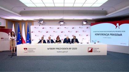 Ostrów Mazowiecka - Państwowa Komisja Wyborcza podała nieoficjalne wyniki wyboró