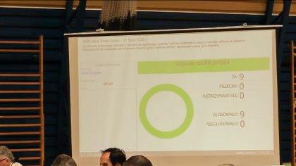 Ostrów Mazowiecka - Na XXIV sesji Rady Gminy Małkinia Górna uchwalono nową ustaw
