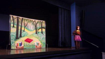 Ostrów Mazowiecka - Aktorzy z teatru Maska w Krakowie ponownie rozbawiali najmło
