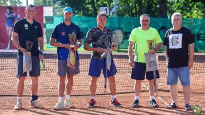 Ostrów Mazowiecka - Na ostrowskich kortach, w sobotę 4 czerwca, odbył się teniso