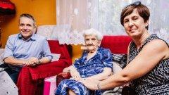 Ostrów Mazowiecka - Kilka dni temu, Anna Skrajna obchodziła swoje 100