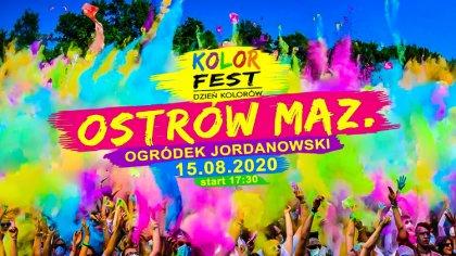 Ostrów Mazowiecka - Najbardziej kolorowa impreza na całym świecie, już dziś zawi