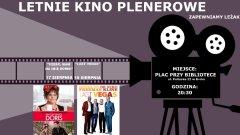 Ostrów Mazowiecka - Klub Seniora w Broku zaprasza na letnie kino plene