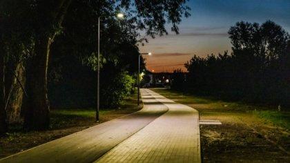 Ostrów Mazowiecka - Ulica Kubusia Puchatka jest bezpośrednim połączeniem 3 Maja