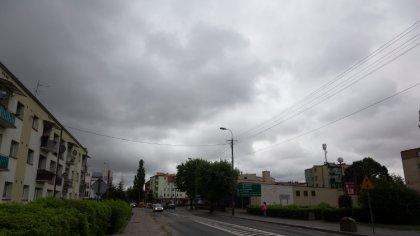 Ostrów Mazowiecka - Burze nie odpuszczą w nadchodzących dniach. Miejscami będzie