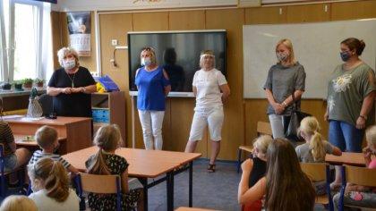Ostrów Mazowiecka - Dzieci z terenu gminy Małkinia Górna rozpoczęły wypoczynek w