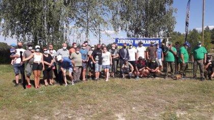 Ostrów Mazowiecka - Na żwirowni w Przyborowiu, dnia 15 sierpnia 2020 roku, zosta