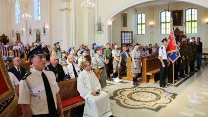 Ostrów Mazowiecka - W Szumowie, dnia 2 sierpnia 2020 r. odbyły się uroczystości