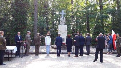 Ostrów Mazowiecka - Po raz kolejny uczczono pamięć o polskich bohaterach poległy