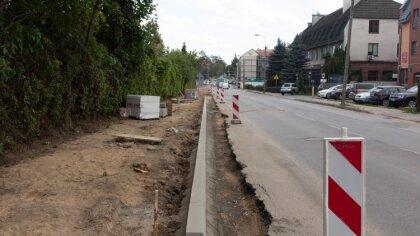 Ostrów Mazowiecka - Jak informuję Urząd Miasta Ostrów Mazowiecka trwają prace re