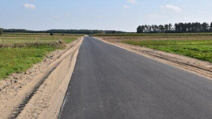 Ostrów Mazowiecka - Do użytku, dnia 25 września został oddany kolejny odcinek dr