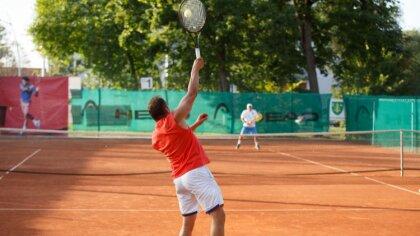 Ostrów Mazowiecka - Na miejskich kortach rozegrano ostatni turniej tenisowy w se