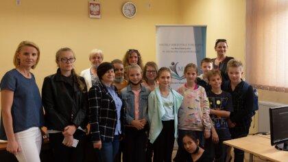 Ostrów Mazowiecka - W Centrum Dialogu Społecznego na ulicy Partyzantów 7a, dnia