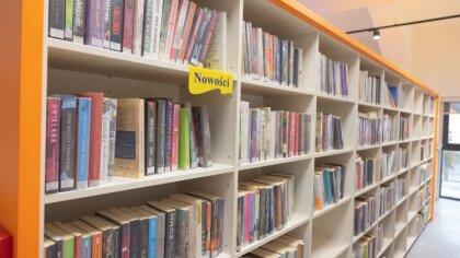 Ostrów Mazowiecka - Miejska Biblioteka Publiczna w Ostrowi Mazowieckiej dzięki w