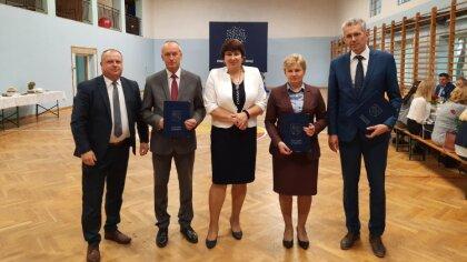 Ostrów Mazowiecka - W dniu 13 października 2020 roku nauczyciele, dyrekcja oraz