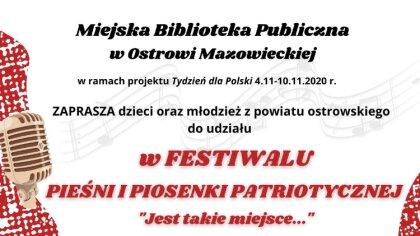 Ostrów Mazowiecka - Miejska Biblioteka Publiczna nie zwalnia tempa i proponuje k