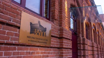 Ostrów Mazowiecka - Miejski Dom Kultury w Ostrowi Mazowieckiej organizuje Koncer